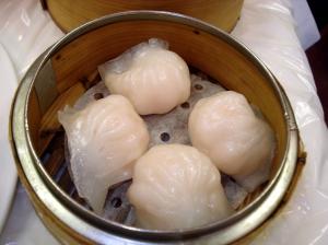 Shrimp Dumplings (aka Har Gau)